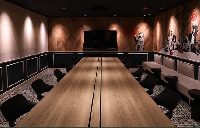 起業プラザひょうご ミーティングルーム Exit Room